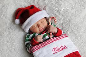 5 of the cutest photos for holiday cards babies christmas