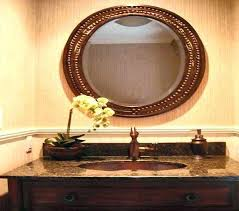 unusual bathroom mirrors best 25 oval bathroom mirror ideas on pinterest half bath for