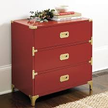 3 drawer caign chest ballard designs