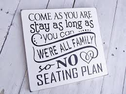 Wedding Seating Signs Wedding Seating Plan Sign Seating Chart Andthesignsays