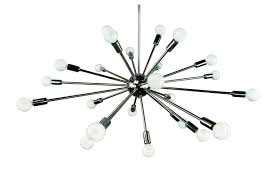 lamp awesome chrome sputnik chandelier for inspiring contemporary