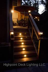 deck lighting some family members should invest in this idea of