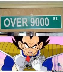 Its Over 9000 Meme - its over 9000 by radon online meme center