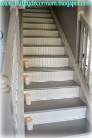 Painted Porch Floor Ideas by I U0027m So Excited To Share The Updates We Made To Our Stairs They