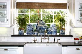 Blue And White Kitchen Kitchen Cabinets Blue And White U2013 Quicua Com