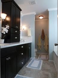 Black Bathroom Tiles Ideas by Bathroom Black Set Bathroom Tiles Ideas Deluxe Modern Black