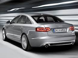automotive database audi a6