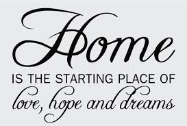 home quotes sayings wall decals stickers home opt 2