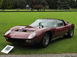 lamborghini miura 50th history collection id archives looksmart