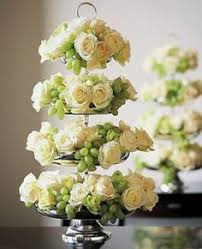 Centerpieces For Table 5 Minute Waffle Cone And Flower Galantine U0027s Party Centerpieces