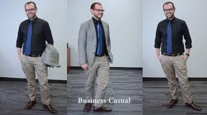 casual professional professional vs business casual attire