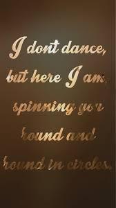 i don u0027t dance