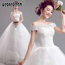 wedding dresses for women weonedream charming design embroidery organza bridal dress a line