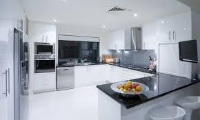 u shaped kitchen design flapto