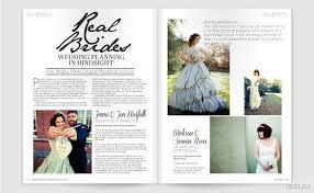 Magazine Wedding Programs Free Vintage Bridal Guide Wedding Magazine Fab South Africa