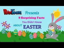easter facts trivia 9 surprising facts you didn t know about easter youtube