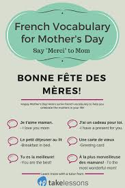 Meme Grandma French - bonne fête des mères french vocabulary for mother s day