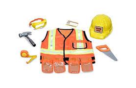 Halloween Costume Construction Worker Halloween Fat Brain Toys