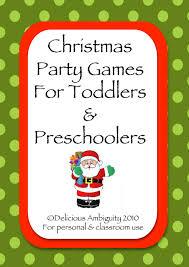 pictures christmas games for preschoolers best games resource
