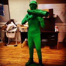 Green Army Man Halloween Costume 10 Morphsuit Madness Images Halloween Costumes