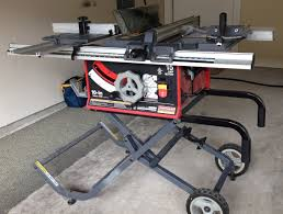craftsman 10 portable table saw mueller community forums 10 inch craftsman table saw for 100