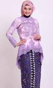 model baju kebaya muslim 10 model kebaya muslim modern simpel terbaru 2017 modelkebayamodern