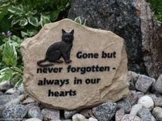 cat memorial pet memorial personalised pet memorial cat dog memorial