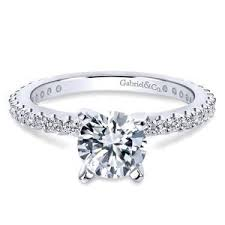 gabriel and co engagement rings gabriel co engagement rings wedding bands boca raton