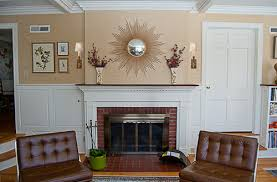 recessed lighting over fireplace living room lighting no to sconces now to research recessed