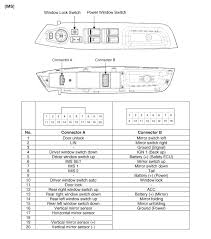 kia power window wiring schematic kia wiring diagram instructions