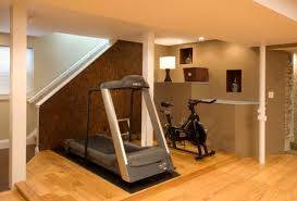 Small Treadmills For Small Spaces - 70 home gym ideas and gym rooms to empower your workouts