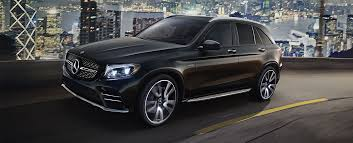 mercedes benz jeep matte black interior 2018 mercedes amg glc 4matic suv mercedes benz canada