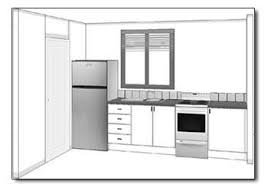 Designing Your Kitchen Layout Exle Kitchen Plans Will Guide You In Planning Your Kitchen