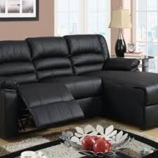 Sofas With Recliners Impressive Small Sectional Sofa With Recliner 3 Green