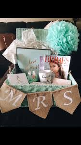 to be gifts engagement gift basket for the to be gifts