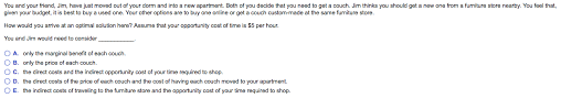Buy A Couch Online You And Your Friend Jim Have Just Moved Out Of Y Chegg Com