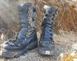 womens boots burning burning boots etsy