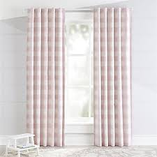 Pastel Coloured Curtains Curtains Hardware Bedroom Nursery Crate And Barrel