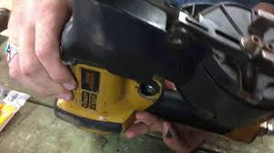 Bostitch Rn45b 1 Coil Roofing Nailer by Bostich Trigger Switch Replacement Tva6 Tva11 Repair Youtube