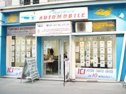 bureau des cartes grises carte grise garage agence automobile à professionnel