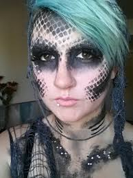 creepy mermaid makeup the little mermaid ideas pinterest