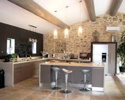 cuisine ton gris moderniser une cuisine en bois cuisine gris et bois en 50 modles