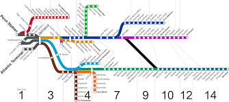 Washington Metro Map Pdf by Railroad Net U2022 View Topic Lirr System Map