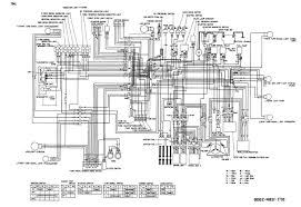 honda shadow 1100 wiring diagram on honda images tractor service