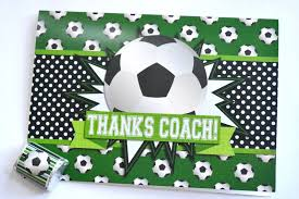 a manda creation soccer party printables and coach gifts