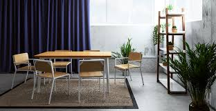 Dining Tables 4 Chairs Buy Bell Dining Table U0026 Grammar Dining Set Of 4x Chairs Online In