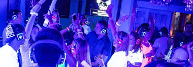 disco rental silent disco rental 7 per headphone transmitters included and