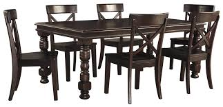 ashley dining room chairs dining room square dining tables ashley dining table bench