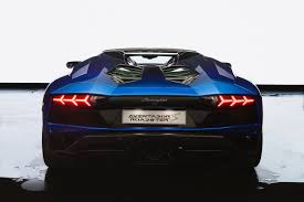 lamborghini aventador s roadster 50th anniversary japan is a one