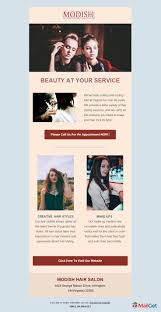 free e newsletter templates 10 best free hair salon email templates for spa centers beauty free hair salon email newsletter templates 9 mailget